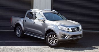 2016 NISSAN NAVARA TEKNA 2.3 190BHP Manual Leather, 360 Camera, Leather, Sat Nav, Parking Sensors £15995.00