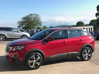 "USED 2017 17 PEUGEOT 3008 1.6 BLUEHDI S/S ACTIVE 5d 120 BHP 18"" Alloys, Rear parking sensors, Digital cockpit, Cruise control"