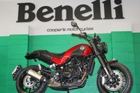 2018 BENELLI LEONCINO 500 ABS £3999.00