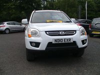 USED 2010 10 KIA SPORTAGE 2.0 TITAN CRDI 5d 138 BHP AT OUR TWEEDBANK SITE