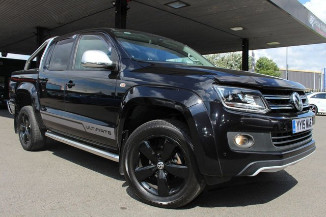 VOLKSWAGEN AMAROK at Derby Trade Cars