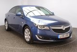 USED 2016 16 VAUXHALL INSIGNIA 1.4 SRI S/S 5DR 1 OWNER 138 BHP FULL SERVICE HISTORY + PARKING SENSOR + BLUETOOTH + CRUISE CONTROL + AIR CONDITIONING + MULTI FUNCTION WHEEL + PRIVACY GLASS + DAB RADIO + ELECTRIC WINDOWS + RADIO/CD/AUX/USB + ELECTRIC MIRRORS + 17 INCH ALLOY WHEELS