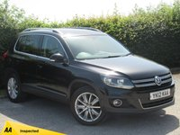 USED 2012 12 VOLKSWAGEN TIGUAN 2.0 SPORT TDI BLUEMOTION TECHNOLOGY 4MOTION 5d  * CRUISE CONTROL * 6 SPEED GEARBOX * PARK ASSIST AND SENSORS *