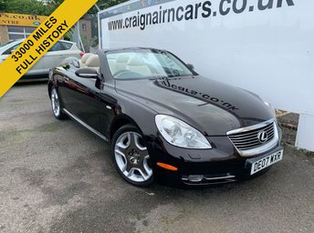 View our LEXUS SC