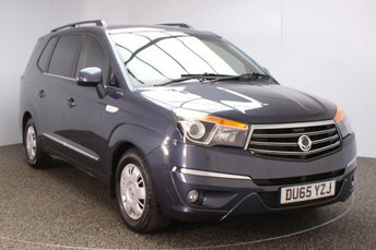 2015 SSANGYONG TURISMO