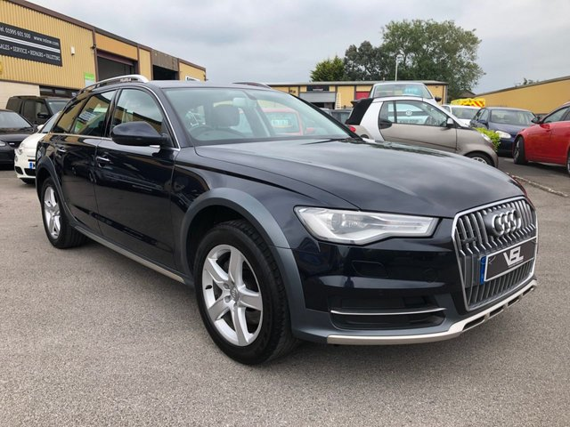 USED 2016 66 AUDI A6 3.0 ALLROAD TDI QUATTRO 5d AUTO 268 BHP Stunning car in the best colour combination. Pan Roof, Sat Nav & Telephone etc