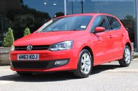 USED 2014 VOLKSWAGEN POLO 1.4 MATCH EDITION 5d 83 BHP