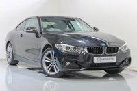 USED 2015 65 BMW 4 SERIES 2.0 420D SPORT 2d AUTO 188 BHP