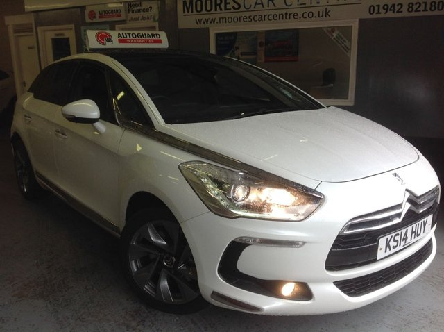2014 14 CITROEN DS5 2.0 HDI DSTYLE