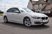 2013 BMW 3 SERIES 1.6 316I SPORT 4d 135 BHP £9578.00