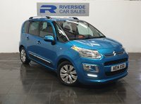 USED 2014 14 CITROEN C3 PICASSO 1.6 PICASSO EXCLUSIVE HDI 5d 91 BHP