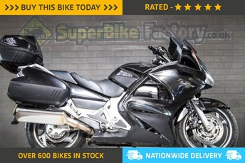 2011 HONDA ST1300 PAN EUROPEAN