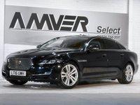 USED 2016 16 JAGUAR XJ 3.0 D V6 PREMIUM LUXURY L 4d AUTO 296 BHP