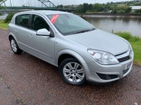 USED 2010 VAUXHALL ASTRA 1.6 DESIGN 5d 114 BHP **PRICED FOR QUICK SALE**