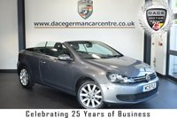 """USED 2015 15 VOLKSWAGEN GOLF 1.6 S TDI BLUEMOTION TECHNOLOGY 2DR 104 BHP full service history * NO ADMIN FEES * FINISHED IN STUNNING GREY WITH CLOTH UPHOLSTERY + FULL SERVICE HISTORY + TELEPHONE CONNECTION + DAB RADIO + CRUISE CONTROL + HEATED MIRRORS + CLIMATE CONTROL + PARKING SENSORS + 17"""" ALLOY WHEELS"""