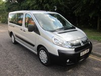 2014 CITROEN DISPATCH 2.0 COMBI L2H1 HDI SX 5d 161 BHP £12000.00