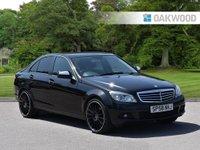 2008 MERCEDES-BENZ C CLASS 2.1 C200 CDI SE 4d AUTO 135 BHP £4495.00