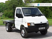 1993 FORD TRANSIT 2.5 1d county 4x4 £13995.00