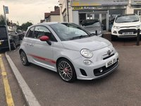 USED 2012 12 ABARTH 500 1.4 ABARTH 3d 135 BHP ONLY 2 OWNERS