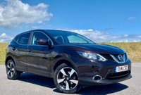 USED 2016 16 NISSAN QASHQAI 1.2 DIG-T N-Connecta 5dr 360 CAMS! PRIVACY! LANE ASSIST