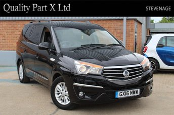 View our SSANGYONG RODIUS TURISMO
