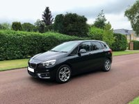 USED 2015 65 BMW 2 SERIES 2.0 218d Luxury Active Tourer (s/s) 5dr SATNAV+HEATED SEATS+PARKASSIST