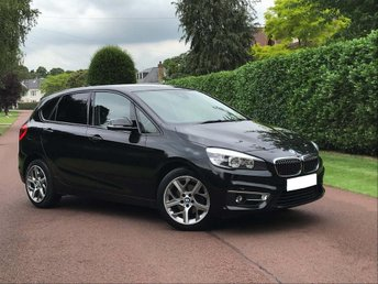 2015 BMW 2 SERIES 2.0 218d Luxury Active Tourer (s/s) 5dr £12895.00