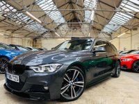USED 2016 66 BMW 3 SERIES 3.0 340i M Sport Touring Sport Auto (s/s) 5dr PERFORMANCEPACK+PANROOF+REVCAM