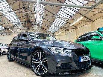2016 BMW 3 SERIES 3.0 340i M Sport Touring Sport Auto (s/s) 5dr £27991.00