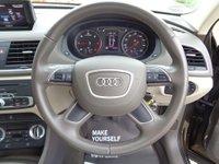 USED 2013 13 AUDI Q3 2.0 TDI SE quattro 5dr Bluetooth, DAB,  P-Sensors