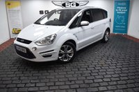 USED 2013 13 FORD S-MAX 2.0 TDCi Titanium Powershift 5dr