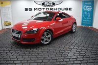USED 2007 07 AUDI TT 2.0 3dr HALF LEATHER,LOW MILES,2 OWNER