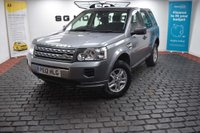 USED 2012 12 LAND ROVER FREELANDER 2.2 ED4 S 5dr 2 Owners, Low Mileage, FSH