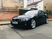 USED 2016 16 BMW 3 SERIES 2.0 320d BluePerformance M Sport (s/s) 4dr BMW HISTORY,  1 OWNER TO NEW