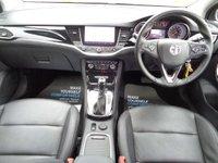 USED 2017 17 VAUXHALL ASTRA 1.6 CDTi Elite Nav Auto 5dr Leather, Nav, Bluetooth