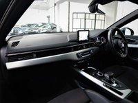 USED 2017 17 AUDI A4 TDi Ultra S Line SAT NAV + XENONS +  £ 20 TAX