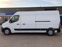 USED 2013 13 VAUXHALL MOVANO 2.3 F3500 L3H2 CDTI LWB 125 BHP