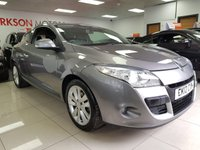 2012 RENAULT MEGANE 1.9 I-MUSIC DCI 3d 130 BHP+SERVICE HISTORY+GENUINE LOW MILES+2 KEYS+WARRANTY+ £4350.00