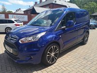 USED 2016 16 FORD TRANSIT CONNECT 1.6 200 LIMITED P/V 1d 114 BHP FSH+ALLOYS+RCL+B/T+HTD SEAT
