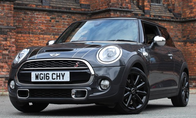 2016 16 MINI HATCH COOPER S 2.0 COOPER S 3d 189 BHP [ MEDIA XL ]