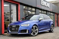 USED 2016 16 AUDI RS3 2.5 RS3 SPORTBACK QUATTRO NAV 5d AUTO 362 BHP PANORAMIC ROOF*SPORTS  EXHAUST *SUPER SPORT BUCKET SEATS*BANG & OLUFSEN SUBWOOOFERS AND SOUND*KEYLESS ENTRY & START*SAT NAV*ALUMINIUM PACK*INTERIOR LIGHTING*SEPANG BLUE*2 PREVIOUS OWNERS*PRIVACY GLASS*ALUMINIUM ROOF RAILS*IMMACULATE CONDITION*FOLDING MIRRORS*WELL CARED FOR CAR ALWAYS POLISHED AND CARED FOR CAR*