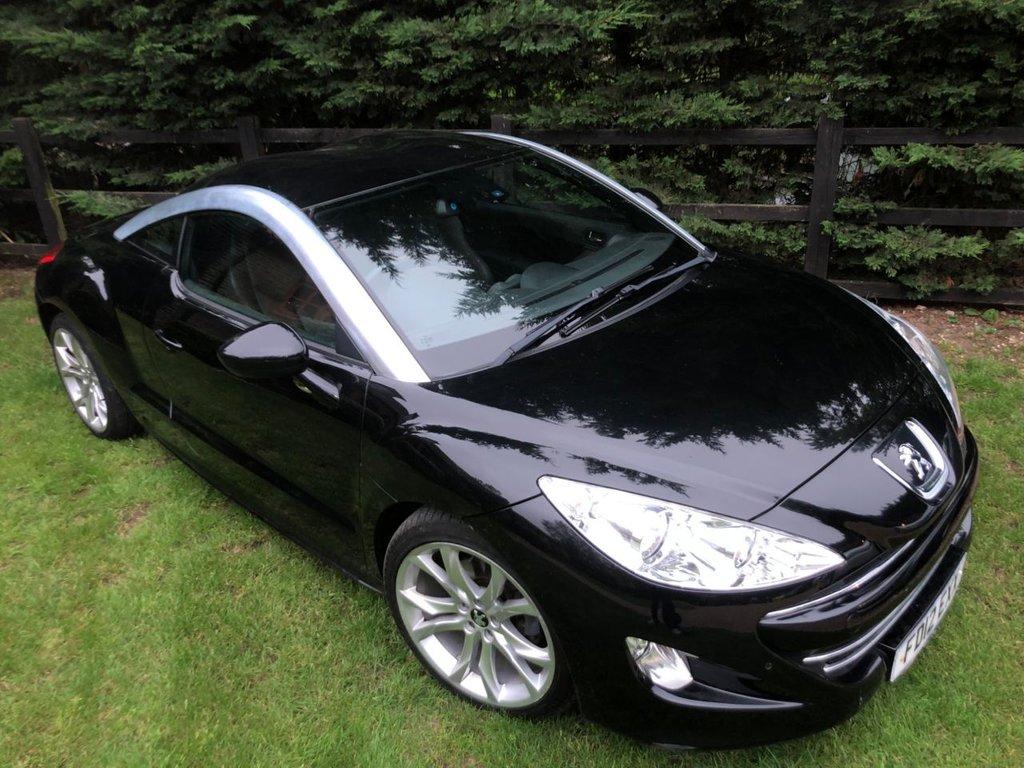 2012 Peugeot Rcz Thp GT £6,495