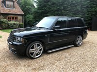 USED 2012 62 LAND ROVER RANGE ROVER 4.4 TDV8 VOGUE OVERFINCH,