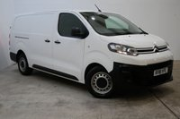 2018 CITROEN DISPATCH 1.6 XL 1200 ENTERPRISE BLUEHDI 95 BHP (Very Rare long wheel base) £12490.00