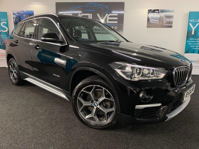 2017 67 BMW X1 2.0 XDRIVE18D XLINE 5d 148 BHP