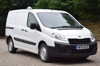 USED 2015 15 PEUGEOT EXPERT 1.6 HDI 1000 L1H1 PROFESSIONAL  90 BHP