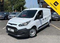 USED 2015 15 FORD TRANSIT CONNECT 1.6 210 P/V 5d 94 BHP PANEL VAN,