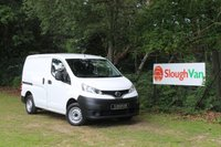 USED 2013 63 NISSAN NV200 1.5 SE DCI REAR CAMERA Reversing Camera, Bluetooth, NO VAT