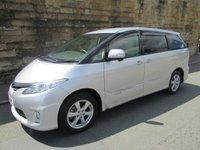 USED 2012 61 TOYOTA ESTIMA/PREVIA 2.4 8 SEATER HYBRID SUV