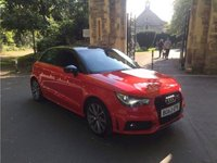 USED 2013 63 AUDI A1 1.4 SPORTBACK TFSI S LINE STYLE EDITION 5d 121 BHP CALL OUR SUPER FRIENDLY TEAM FOR MORE INFO 02382 025 888